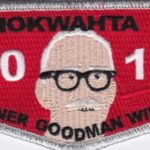 Ashokwahta Lodge #339 2017 E. Urner Goodman Winner SMY Border S28