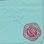 Section NE-3A 1976 Conclave Neckerchief