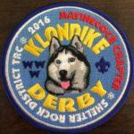 Buckskin Lodge #412 Matinecock Chapter 2016 Klondike Derby eR2016-1