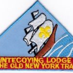 Kintecoying Lodge #4 The Old New York Trail X9