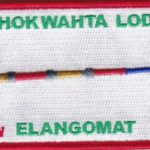 Ashokwahta Lodge #339 Elangomat Patch X7