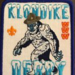 Buckskin Lodge #412 Matinecock Chapter 2019 Klondike Derby Patch eX2019-1