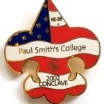 Section NE-3B 2002 Conclave Pin