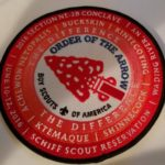 Section NE-2B 2016 Conclave Jacket Patch