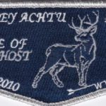 Tschipey Achtu Lodge #(95) Home of the Ghost Flap S33