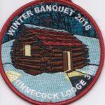 Shinnecock Lodge #360 2018 Winter Banquet 360eR2018