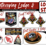 Kintecoying Lodge #4 Online Store