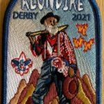 Buckskin Lodge #412 Matinecock Chapter 2021 Klondike Derby Patch eX2021-1